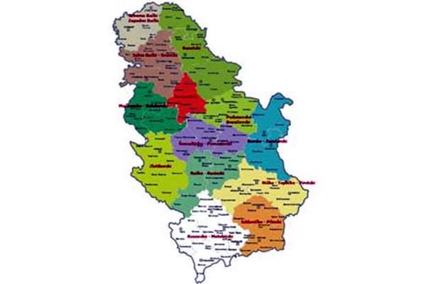 vinska mapa srbije Vinarstvo ogroman privredni potencijal Srbije | vinarija.com vinska mapa srbije